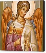 Guardian Angel Canvas Print by Julia Bridget Hayes