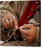 Hands Canvas Print by Off The Beaten Path Photography - Andrew Alexander