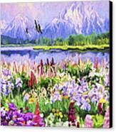 Harmony Canvas Print by David Wagner
