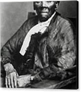 Harriet Tubman  Canvas Print by American School