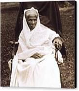 Harriet Tubman Portrait 1911  Canvas Print by Unknown