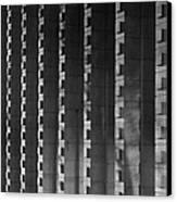 Harvey Mudd College Columns Canvas Print by University Icons