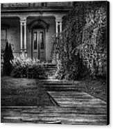 Haunted - Haunted II Canvas Print by Mike Savad