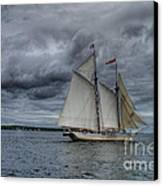 Heritage  Canvas Print by Alana Ranney
