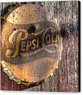Hits The Spot Canvas Print by William Fields
