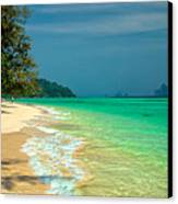 Holiday Destination Canvas Print by Adrian Evans