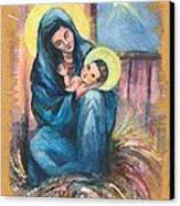 Holy Christmas No. 1  Canvas Print by Elisabeta Hermann