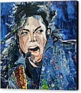 Hope Dream Believe Canvas Print by Vidya Vivek