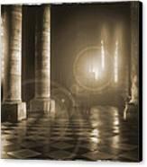Hope Shinning Through Canvas Print by Mike McGlothlen