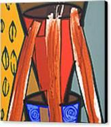 Hopefully That It Rains Coffee II Canvas Print by Jose Miguel Perez Hernandez