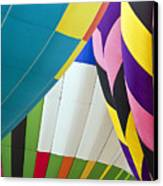 Hot Air Balloon Canvas Print by Marcia Colelli