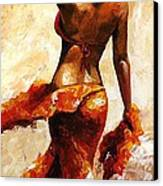 Hot Breeze  Canvas Print by Emerico Imre Toth