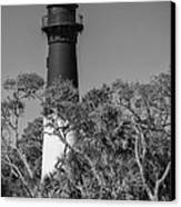 Hunting Island Light Canvas Print by Brian Young