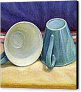 I Hear You Canvas Print by Jane Bucci
