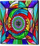 I Trust Myself To Create Canvas Print by Teal Eye  Print Store