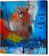 If I Ask Canvas Print by Mirko Gallery
