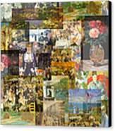 Impressionism 1870s To Begin Xxth Century Canvas Print by Anders Hingel