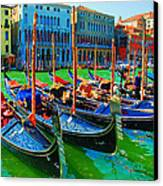 Impressionistic Photo Paint Gs 009 Canvas Print by Catf