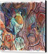 In My Minds Eye Canvas Print by Susan Leggett