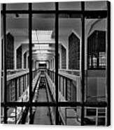 In The Clink Canvas Print by Benjamin Yeager