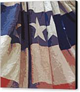 Independence Day Canvas Print by Marcia Mauskopf