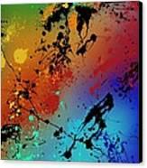Infinite M Canvas Print by Ryan Burton