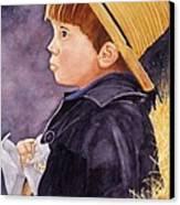 Innocence Canvas Print by John W Walker
