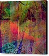 Inside Autumn Canvas Print by Shirley Sirois