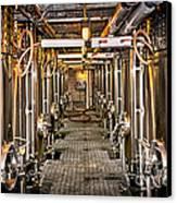 Inside Winery Canvas Print by Elena Elisseeva