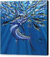 Intruder Off003 Canvas Print by Carey Chen