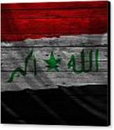 Iraq Canvas Print by Joe Hamilton