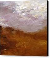 Irish Landscape II Canvas Print by John Silver