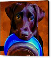 Is It Time Yet? Canvas Print by Michael Pickett