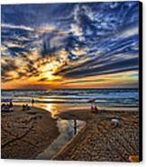 Israel Sweet Child In Time Canvas Print by Ron Shoshani