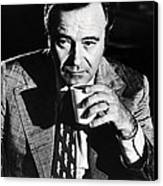 Jack Lemmon In Save The Tiger  Canvas Print by Silver Screen