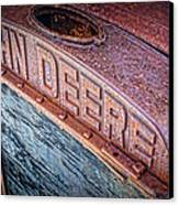 Jd Grille Canvas Print by Inge Johnsson