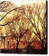 Jefferson Memorial - Washington Dc - 01135 Canvas Print by DC Photographer