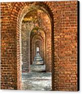 Jefferson's Arches Canvas Print by Marco Crupi