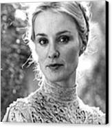 Jessica Lange In Frances  Canvas Print by Silver Screen
