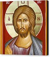 Jesus Christ Canvas Print by Julia Bridget Hayes