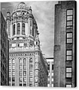 Jewelers' Building - 35 East Wacker Chicago Canvas Print by Christine Till