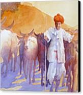 Jihad Canvas Print by George Harth