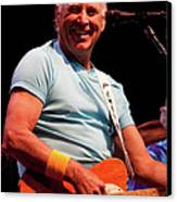 Jimmy Buffett 5626 Canvas Print by Timothy Bischoff