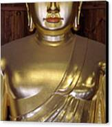 Jogyesa Buddha Canvas Print by Jean Hall