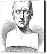 Johann Kaspar Spurzheim Canvas Print by Granger