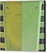 John Deere Grill Canvas Print by Susan Candelario