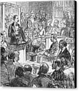 John Maskelyne Canvas Print by Granger