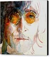 John Winston Lennon Canvas Print by Paul Lovering