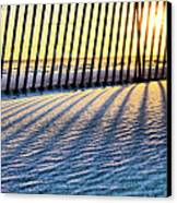 Jones Beach Canvas Print by JC Findley