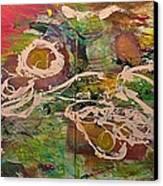 Journey Forth Canvas Print by Allan P Friedlander